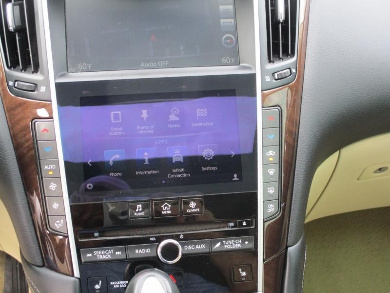 Infiniti Q50 2014 price $12,900