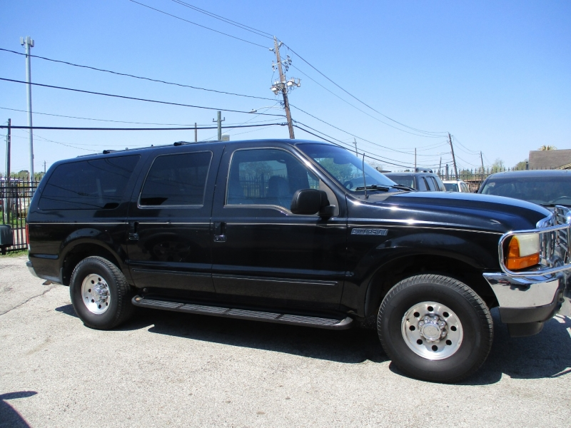 Ford Excursion 2000 price $4,900