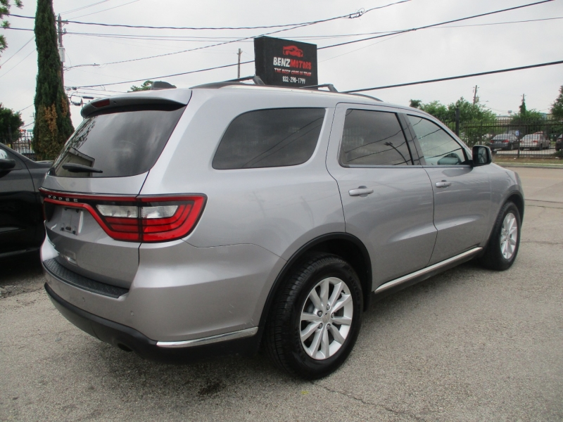 Dodge Durango 2014 price $14,500