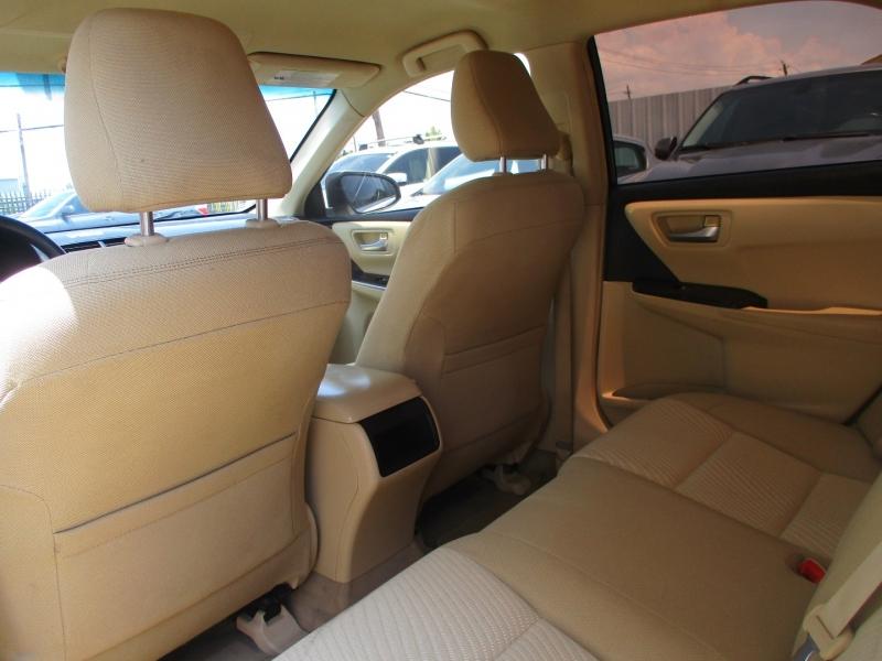 Toyota Camry 2015 price $12,200
