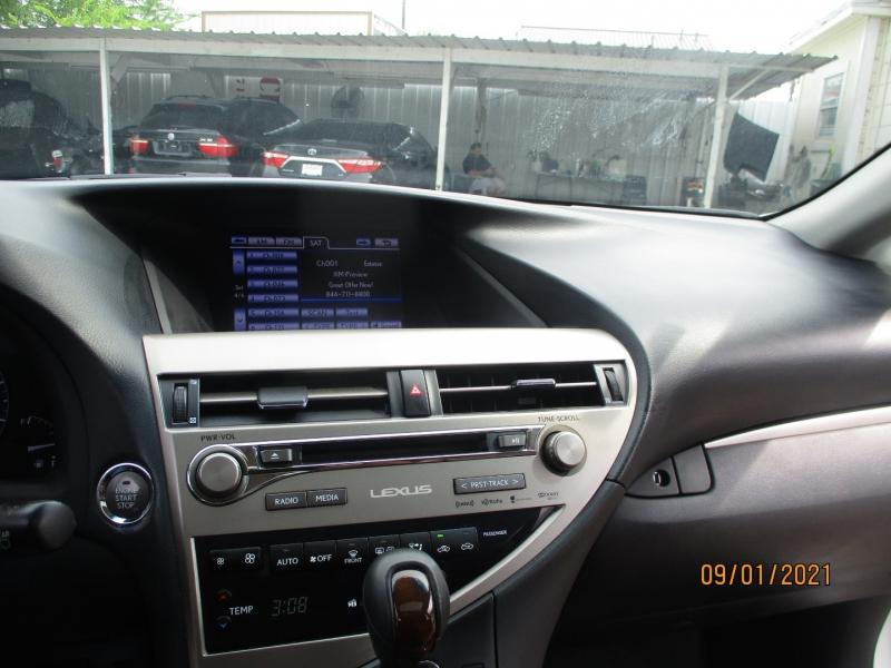 Lexus RX 350 2015 price $17,300