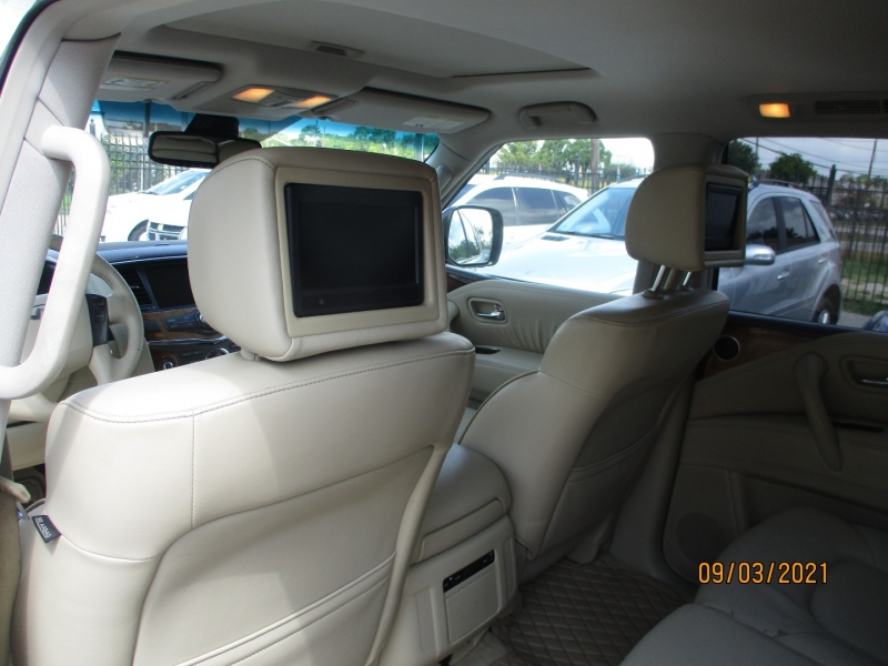 Infiniti QX56 2011 price $13,000