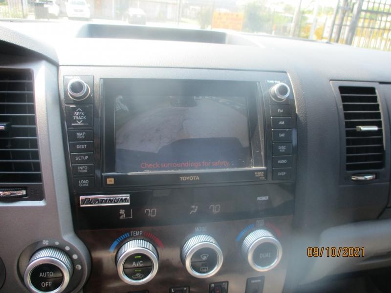 Toyota Tundra 4WD Truck 2011 price $18,500
