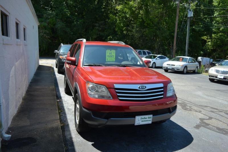 KIA BORREGO 2009 price $7,995