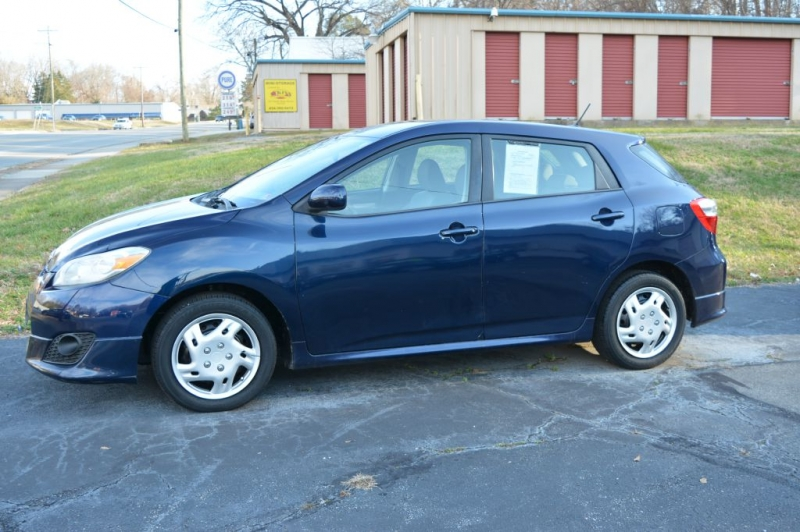 TOYOTA COROLLA MATRIX 2009 price $7,995