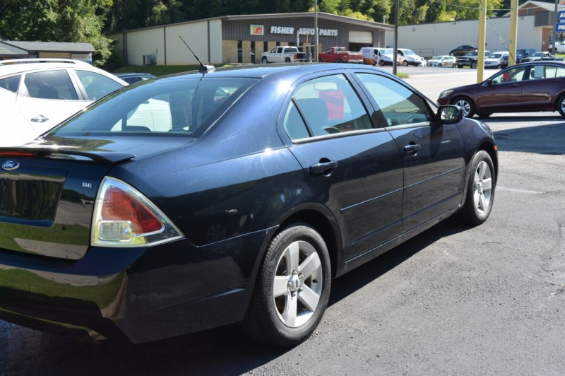 FORD FUSION 2008 price $7,995