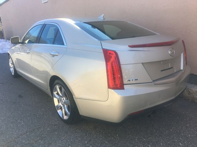 Cadillac ATS 2014 price $13,850