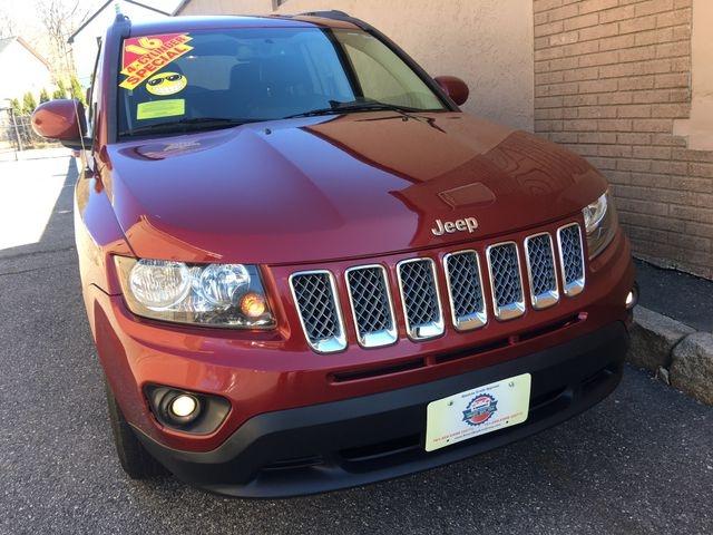 Jeep Compass 2016 price $10,950