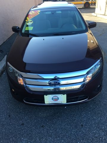 Ford Fusion 2011 price $6,450