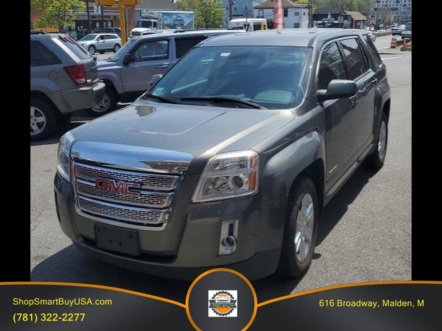 GMC Light Duty Terrain 2013 price $10,950