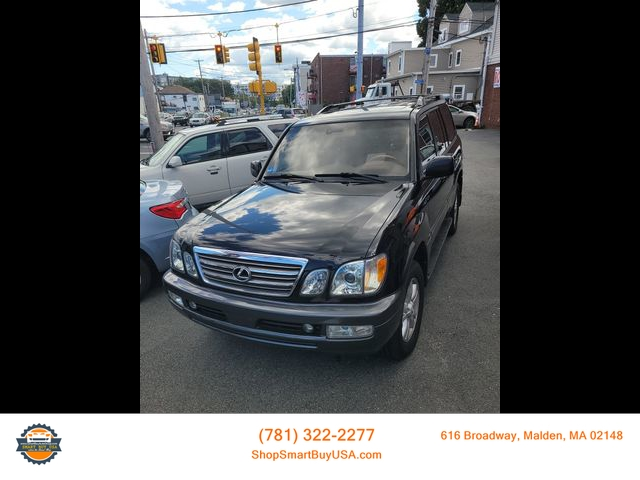 Lexus LX 2003 price Call for Pricing.