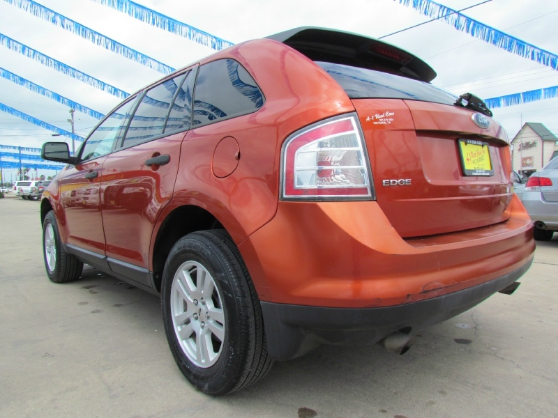 Ford Edge 2007 price Call for Pricing.