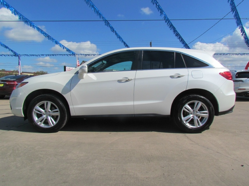 Acura RDX 2015 price Call for Pricing.