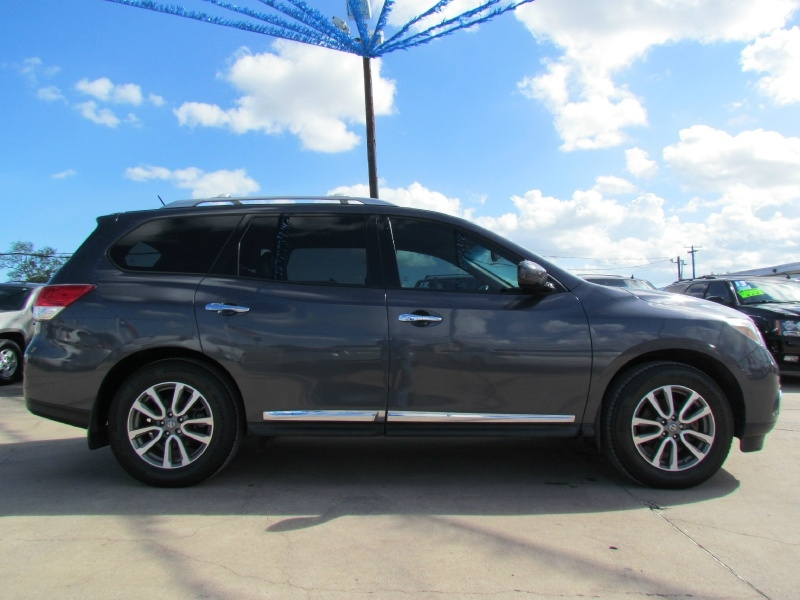 Nissan Pathfinder 2014 price Call for Pricing.