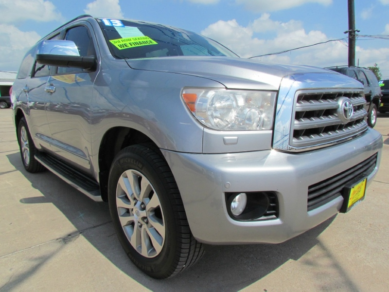 Toyota Sequoia 2013 price Call for Pricing.