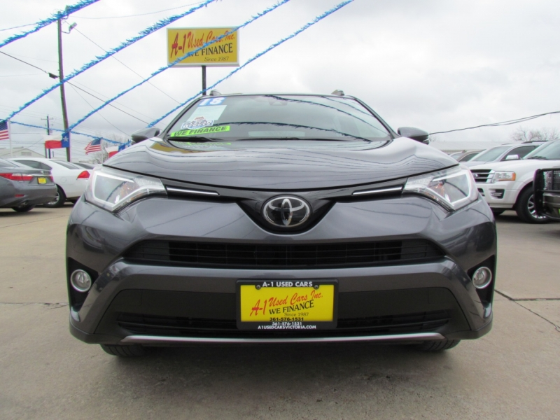 Toyota RAV4 2018 price Call for Pricing.