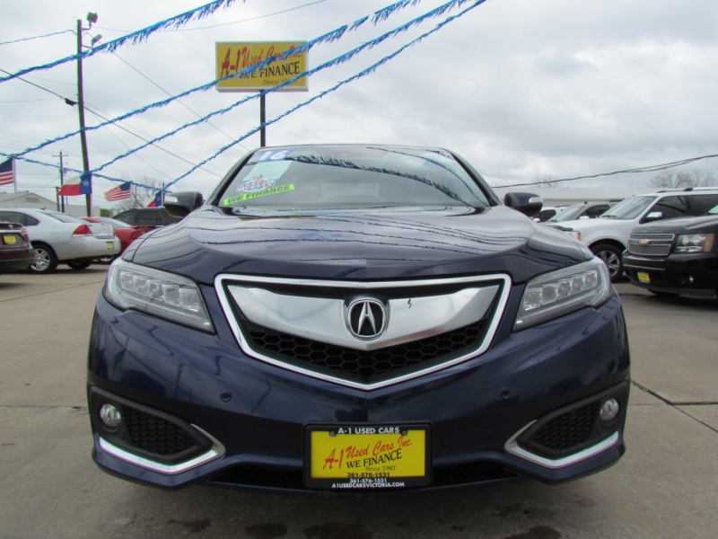 Acura RDX 2016 price Call for Pricing.