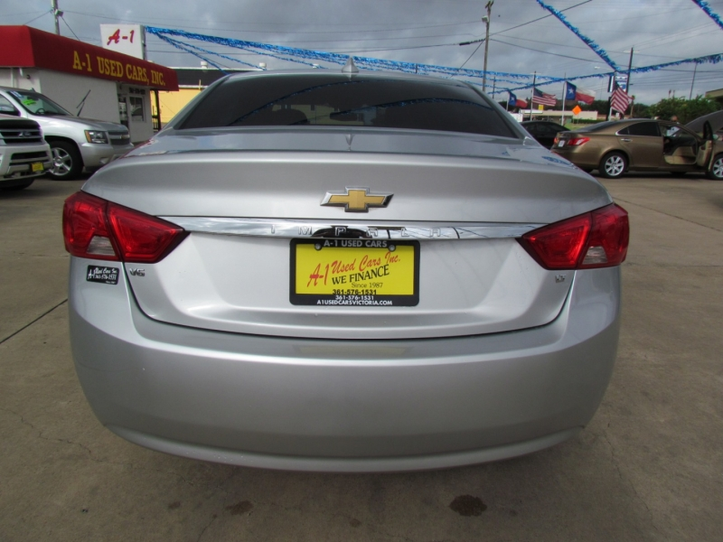 Chevrolet Impala 2017 price Call for Pricing.