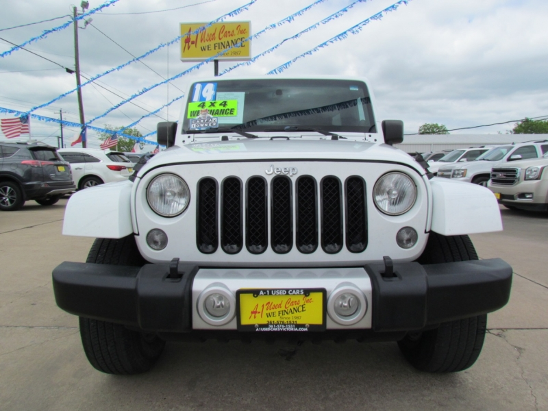 Jeep Wrangler Unlimited 2014 price Call for Pricing.
