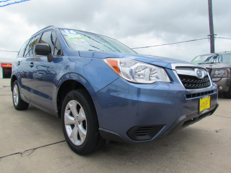Subaru Forester 2016 price Call for Pricing.
