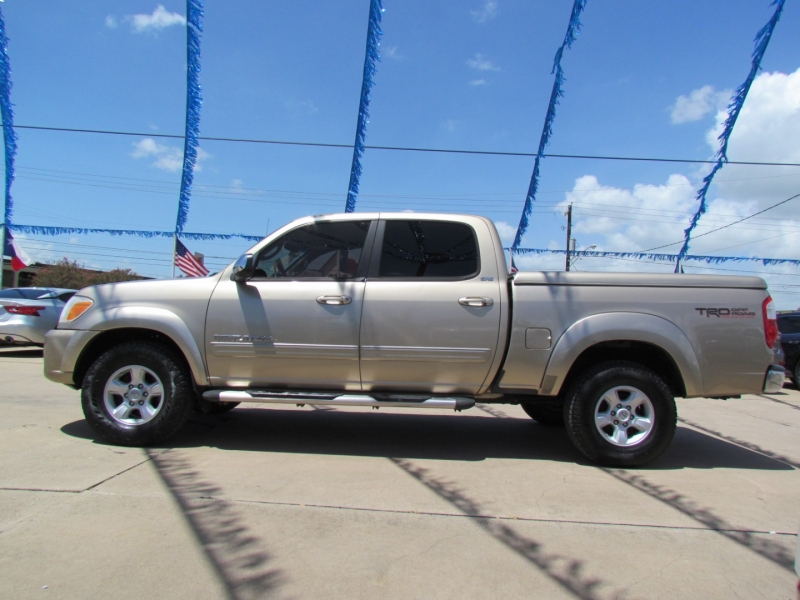 TOYOTA TUNDRA 2005 price Call for Pricing.