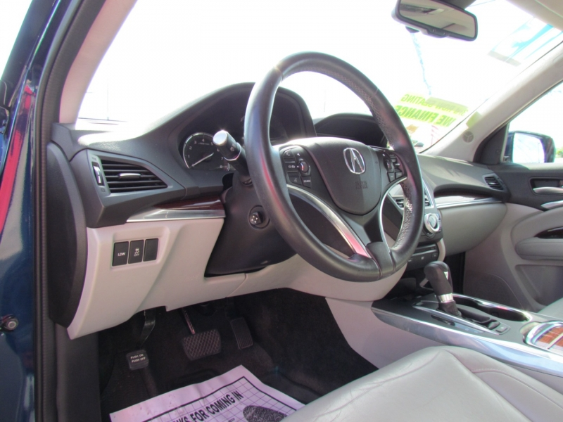 Acura MDX 2015 price Call for Pricing.