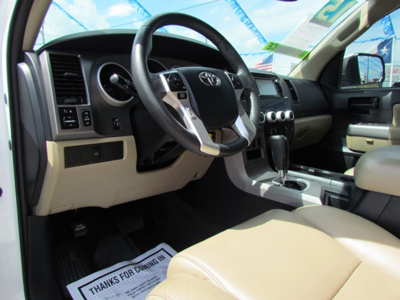 TOYOTA SEQUOIA 2015 price Call for Pricing.