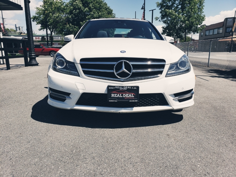 Mercedes-Benz C-Class 2014 price $15,700