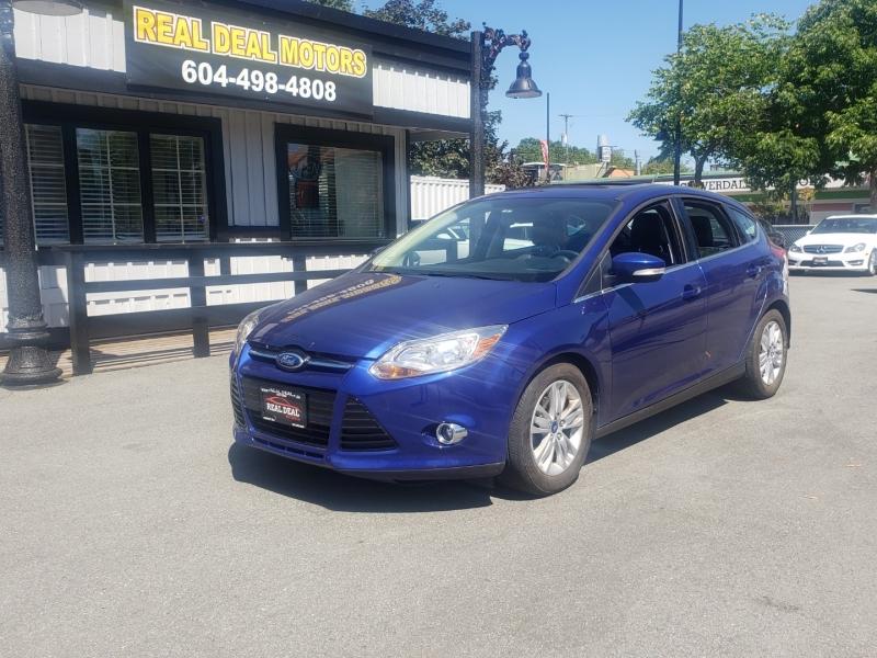 Ford Focus 2012 price $8,288