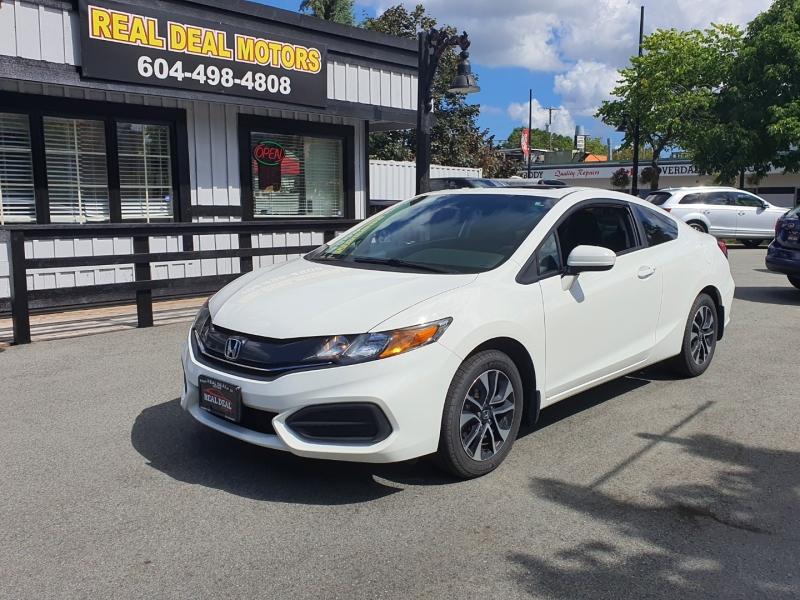Honda Civic Coupe 2015 price $12,500