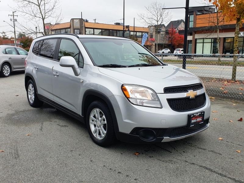 Chevrolet Orlando 2012 price $7,700