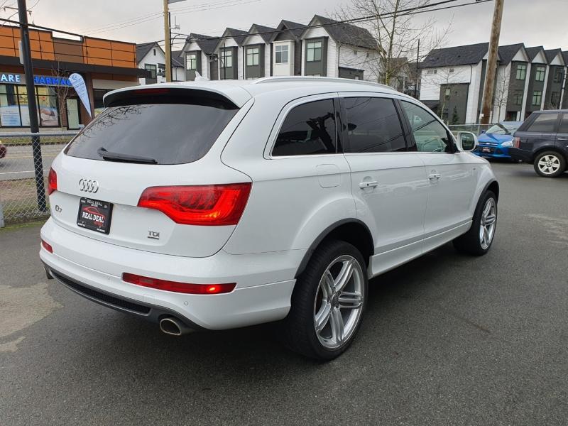 Audi Q7 2014 price $27,900