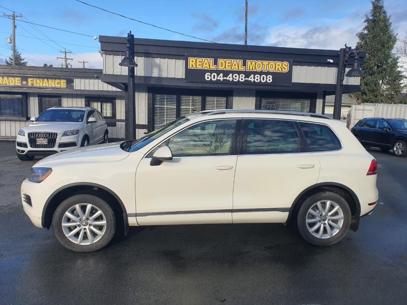 Volkswagen Touareg 2011 price $14,900