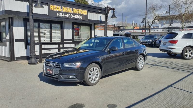 Audi A4 2014 price $14,700