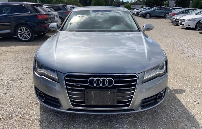 Audi A7 2012 price $19,900