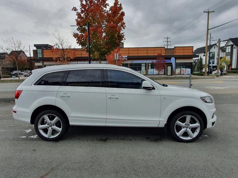 Audi Q7 2014 price $30,900
