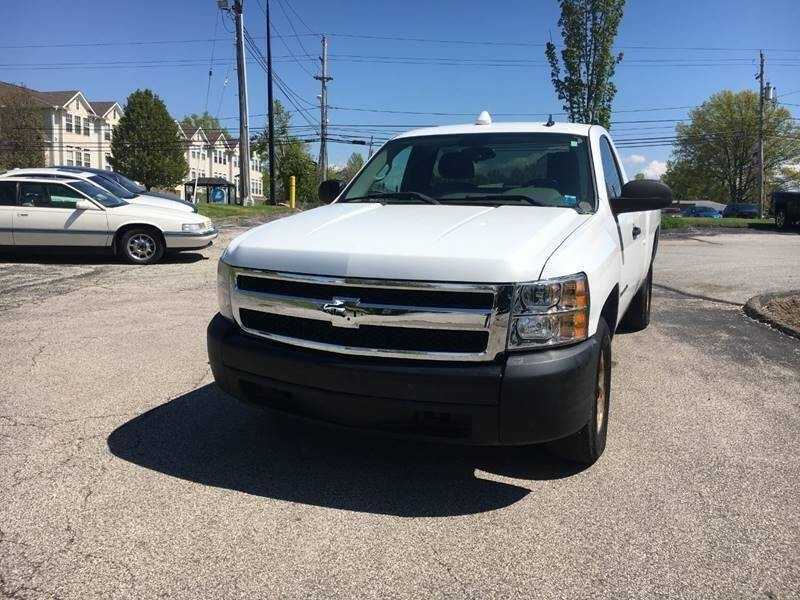 Chevrolet Silverado 1500 2008 price $6,200