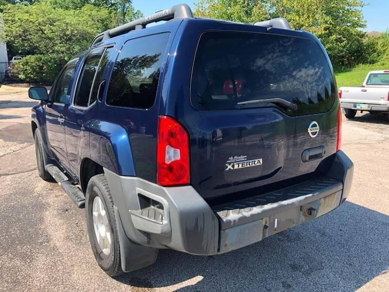 Nissan Xterra 2007 price $6,000