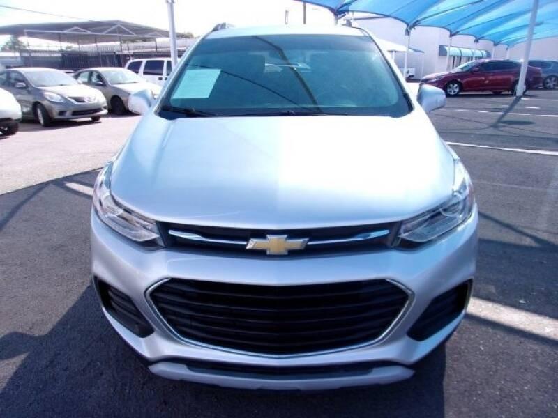 Chevrolet Trax 2018 price $12,449
