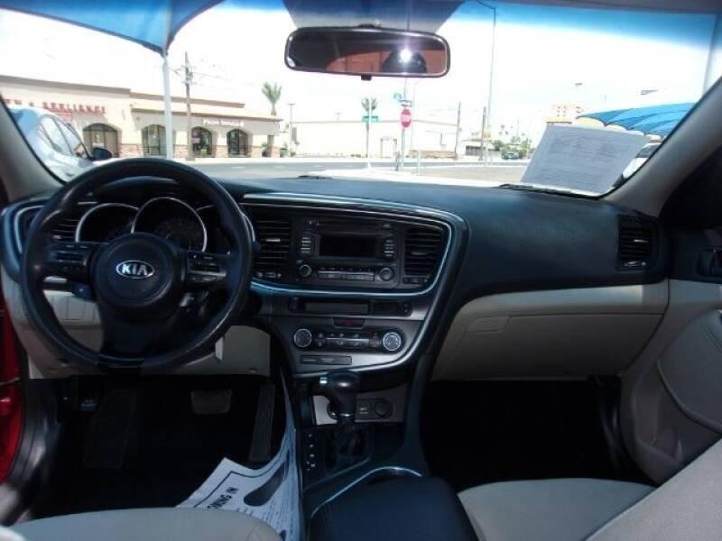Kia Optima 2015 price $8,229