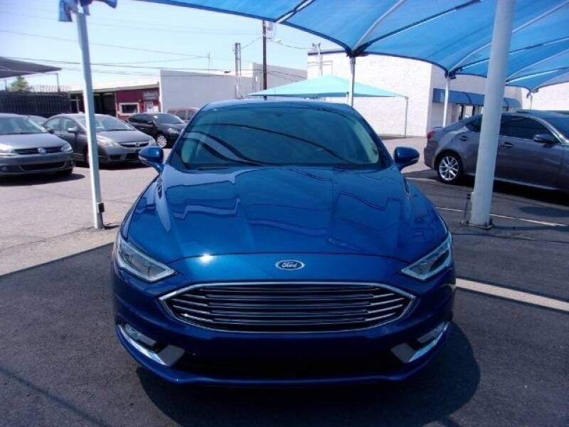 Ford Fusion 2017 price $10,899