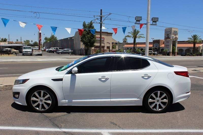 Kia Optima 2012 price $13,000