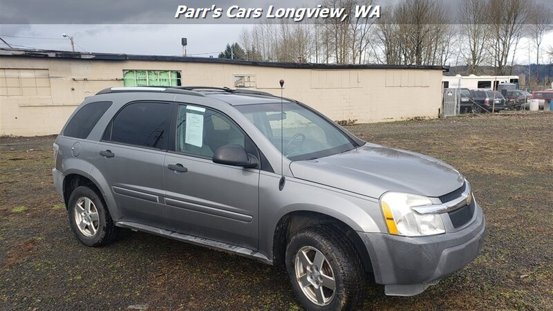 Chevrolet Equinox 2005 price $4,995