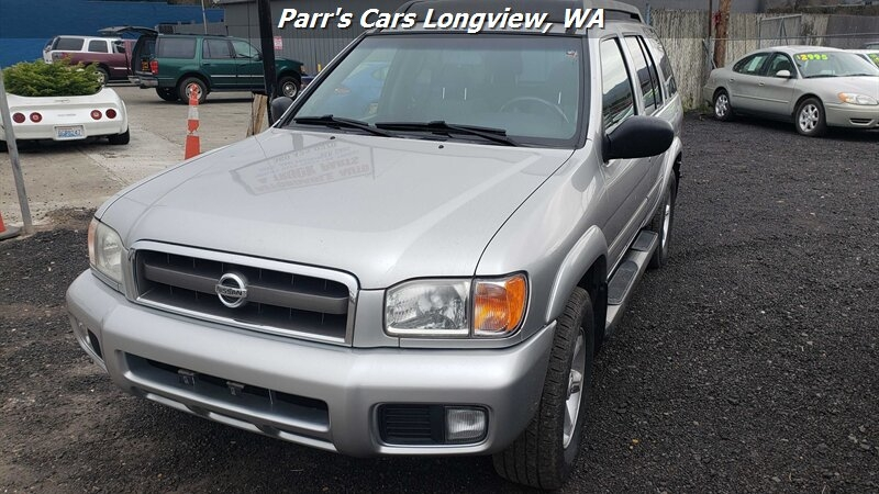 Nissan Pathfinder 2003 price $4,895