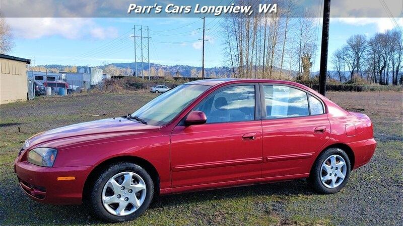 Hyundai Elantra 2005 price $2,995