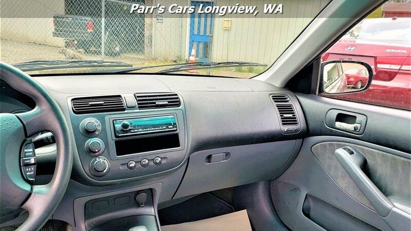 Honda Civic 2004 price $4,895