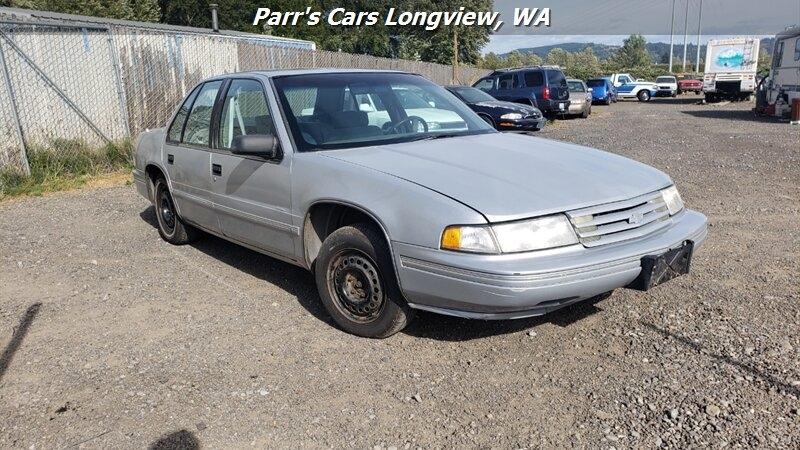 Chevrolet Lumina 1992 price $1,895