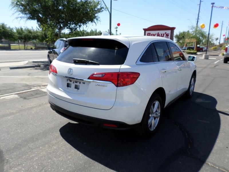 Acura RDX 2015 price $17,495