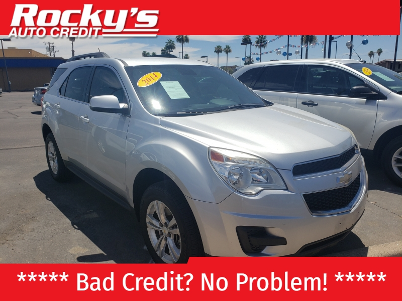 Chevrolet EQUINOX 2014 price $15,795