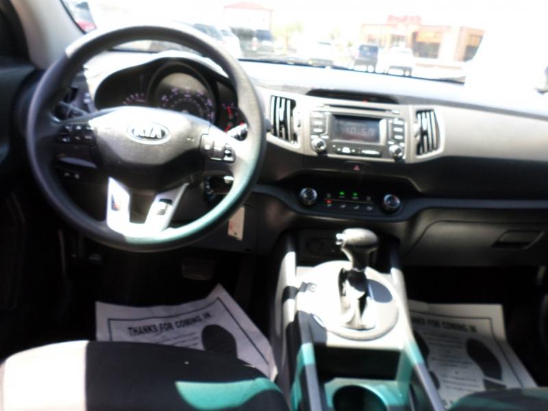Kia Sportage 2013 price $12,195